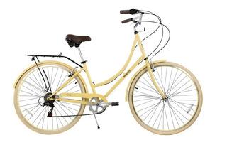 Bicicleta De Paseo Philco Cuadro Acero Mujer 28 Sicilia