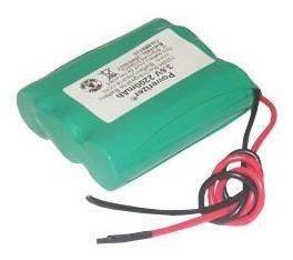 Bateria Aa 2200mah 3,6v Ni-mh Com 03 Celulas