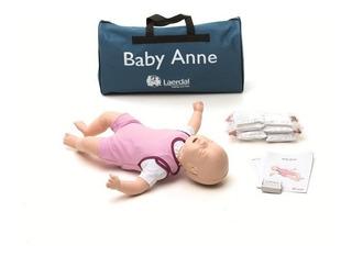Manequim / Boneco Bebê P/ Rcp -reanimação -modelo Atualizado