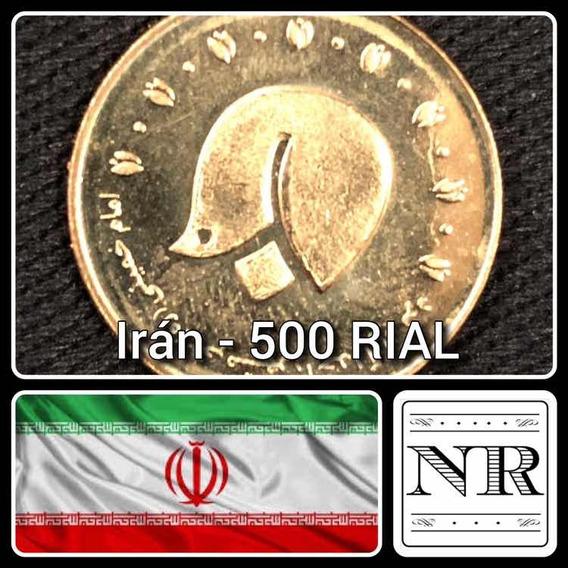 Iran - 500 Rial - 1390 (2011) - Km #1285 - Khorramshahr