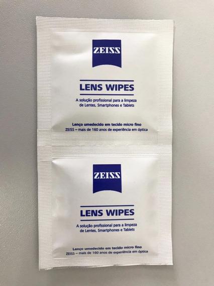 Lenços Umedecidos - Zeiss - Lens Wipes - 10 Unid