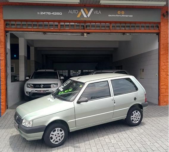Fiat Uno Mille 2010 1.0 Fire Economy Flex 3p