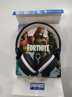 Auricular Gamer Fortnite Microfono Ps4 Playstation 4 Ed Espe