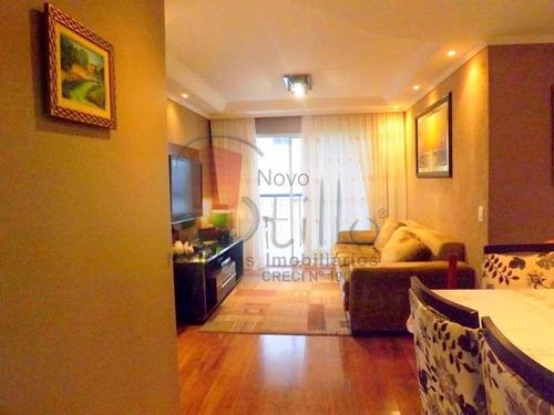 Imagem 1 de 15 de Apartamento - Parque Da Vila Prudente - Ref: 3406 - V-3406