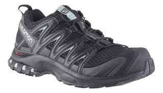 Zapatillas Mujer Salomon Trail Running Xa Pro 3d Bl/ma