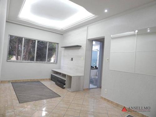 Apartamento Com 2 Dormitórios À Venda, 72 M² Por R$ 270.000,00 - Vila Dusi - São Bernardo Do Campo/sp - Ap1790