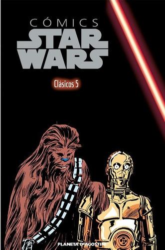 Cómics Star Wars  Libro 5 - Clasicos 5 / Planeta Deagostini