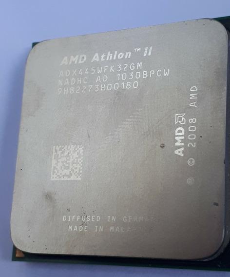 Processador Amd Athlon 64×2 445 3.10ghz 3.0ghz Perfeito