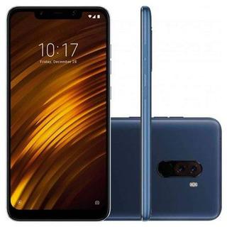 Xiaomi Pocophone F1 128gb/6gb Lte Dual Sim 6.18 Câm.12mp/5m