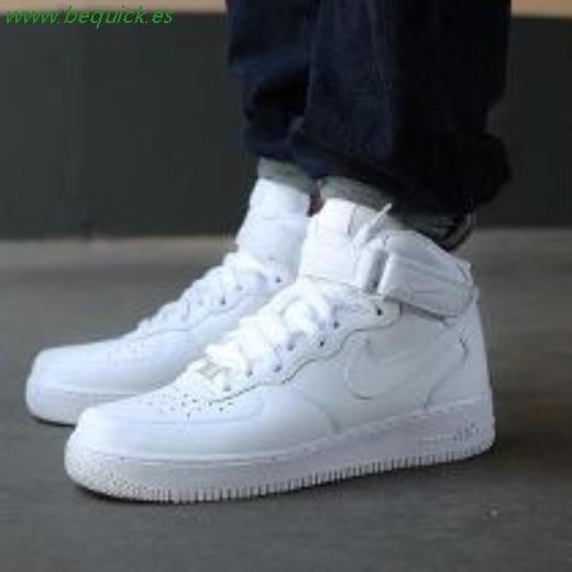 Bota RopaBolsas Y Air Blanco Force Nike Calzado En One 4LqR3cj5A