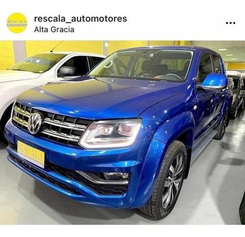 Imagen 1 de 11 de Volkswagen Amarok Doble Cabina V6 Extreme 3.0l Tdi 4x4 At