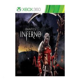Dantes Inferno Midia Digital Xbox 360 Promoção!!!