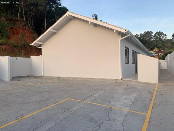 Casa Para Venda Em Palhoça, São Sebastião, 2 Dormitórios, 1 Banheiro, 1 Vaga - Ml51_1-1489210