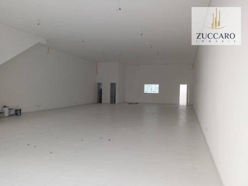 Salão À Venda, 440 M² Por R$ 3.900.000,00 - Vila Progresso - Guarulhos/sp - Sl0623