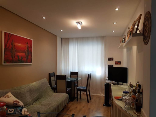 Alugo Apartamento No Centro De Vitoria, Quartos , Sala, Cozinha E Área De Serviço E Banheiro Social, Todo Montado. - 2001099