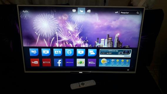 Smart Tv 3d 42 Phillps