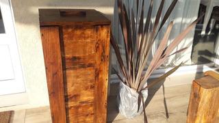 Cesto De Eucaliptus Saligna 35x35x80