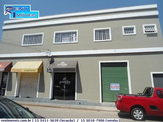 Salas Comerciais Para Alugar Em Sorocaba/sp - Alugue O Seu Salas Comerciais Aqui! - 1229341