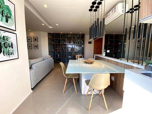 Imagem 1 de 15 de Apartamento À Venda, 53 M² Por R$ 710.000,00 - Vila Romana - São Paulo/sp - Ap1760
