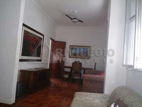 Imagem 1 de 3 de Apartamento À Venda, 2 Quartos, Copacabana - Rio De Janeiro/rj - 3460