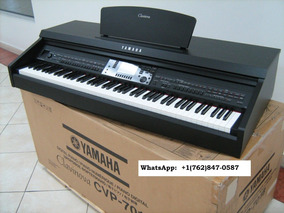 Piano Yamaha Cvp 701b Clavinova Cvp701 B Digital Keyboard