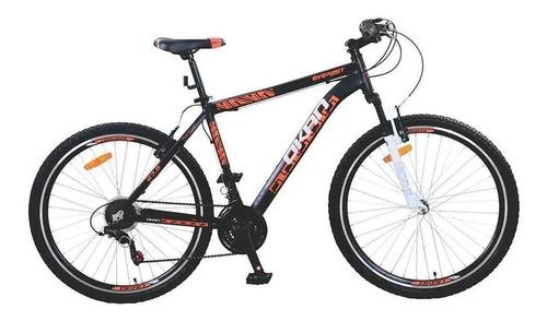 Bicicleta Okan Mtb Everest Hombre Rodado 27,5