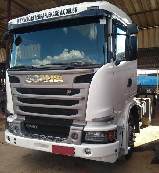 Scania G 440 Ano 2014 Automatica Traçada