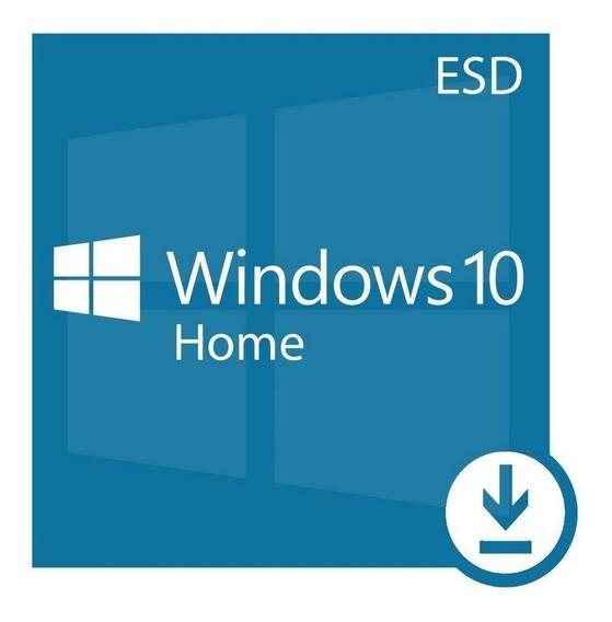 Windows 10 Home Ou Pro Key Chave Licença Original Ativação