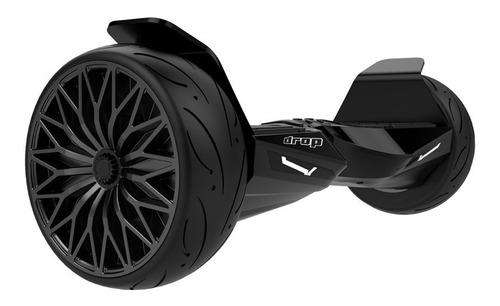 Skate Elétrico Hoverboard Drop Dropboards Pro 8.5 - Preto
