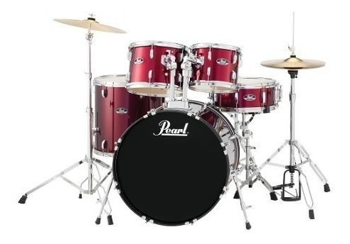 Batería Pearl Roadshow Wine Red Rs525sc/c #91