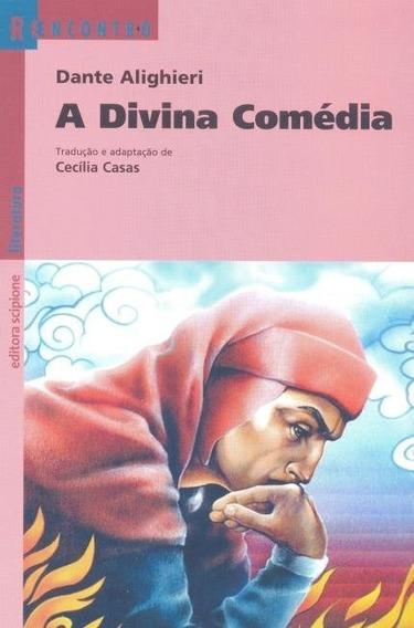 A Divina Comédia - Col. Reencontro Literatura