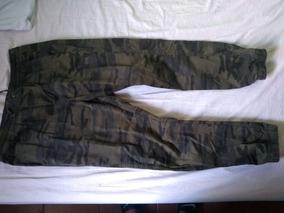 Calça Camuflada Masculina Militar Swag