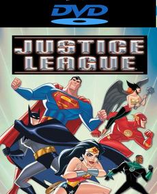 Liga De La Justicia E Ilimitada Serie Completa Latino Dvds