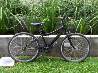 Bicicleta Para Chicos (rodado 24) Impecable!