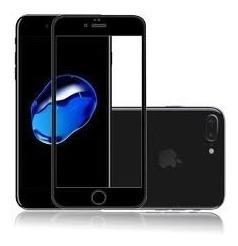Película 4d iPhone 7 4.7 De Vidro Tela Inteira Borda Fibra