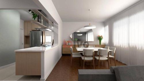 Apartamento À Venda, 126 M² Por R$ 1.950.000,00 - Jardim Europa - São Paulo/sp - Ap4138