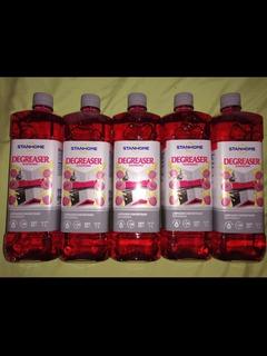 5 Paquete De Desengrasante Rasberry