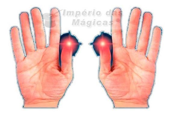 Luz Mágica - Dedo Mágico Acende - D Lite - O Par