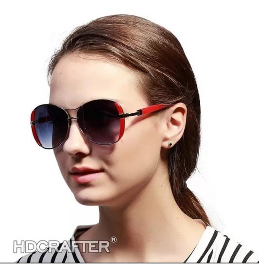 Óculos De Sol Feminino Moda 2019 Luxo Proteção Uv 400 Luxo