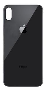 Tapa Trasera Vidrio Repuesto iPhone X Xs Xs Max Xr