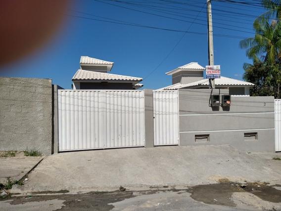 Casa Em Itaboraí De 2 Quartos, 1 Banheiro, Cozinha, Etc...