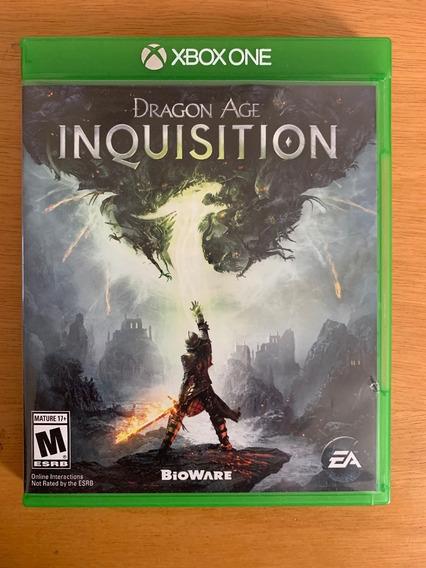 Dragon Age Inquisition Xbox One Mídia Física Original