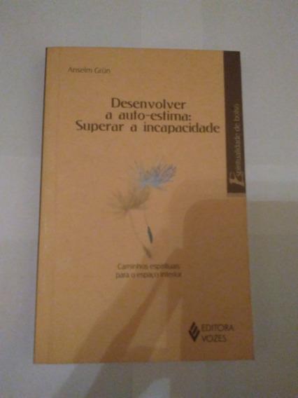 Livro Anselm Grün Desenvolver A Auto-estima