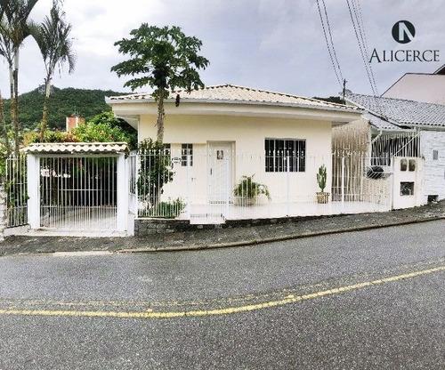 Excelente Casa Com 5 Dormitórios No Saco Dos Limões! - 2521