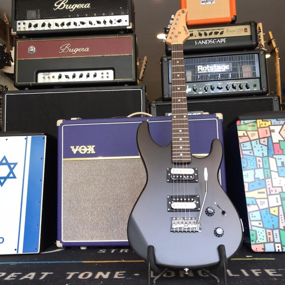 Guitarra Waldman All Stars 6 Cordas Fosca Varias Cores