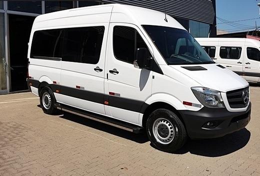 Mercedes-benz Sprinter 415 Van Luxo T.a. 2.2 Diesel 2020