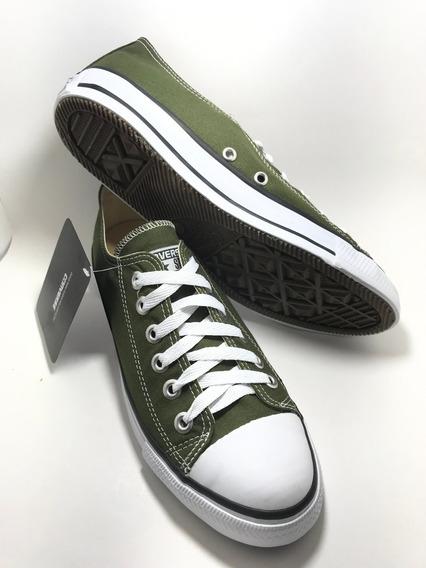 Tênis Converse All Star Ct Core Hi Verde Musgo