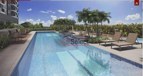 Imagem 1 de 6 de Apartamento Com 2 Dormitórios À Venda, 59 M² Por R$ 446.778,00 - Parque São Domingos - São Paulo/sp - Ap1426