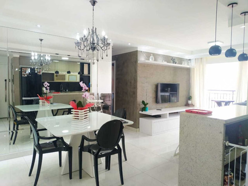 Apartamento: 4 Dorms, 2 Banh,1 Lavabo, 2 Vg - Fl21