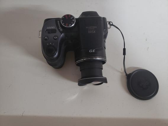 Câmera Fotográfica Ge 16mp Semi Profissional Não Liga